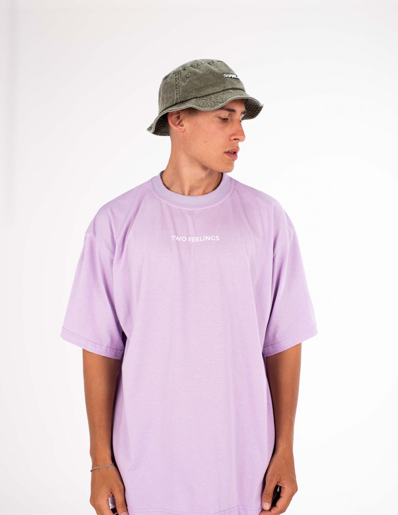 Two Feelings Lilac T-Shirt