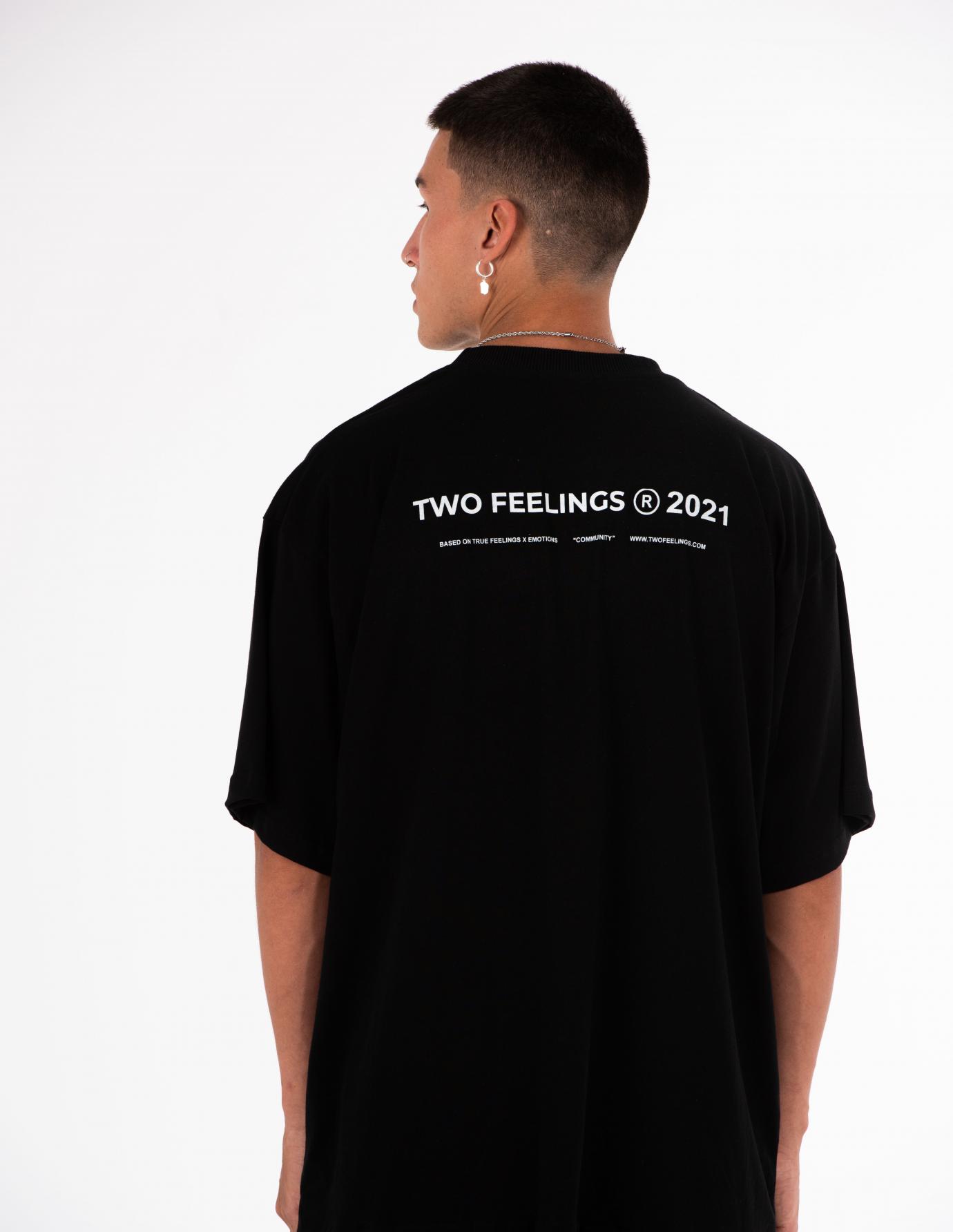 ®️ 2021 Black T-shirt