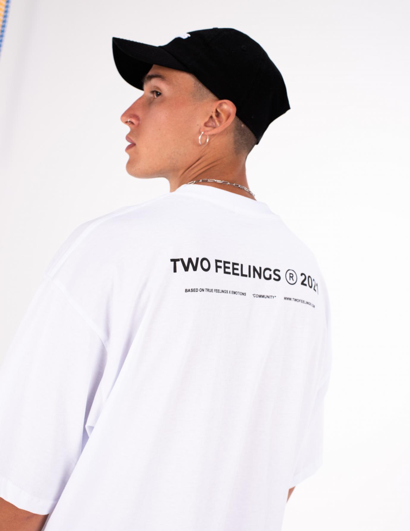 ®️ 2021 White T-Shirt